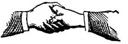 Jachin  hand shake of the fellow craft