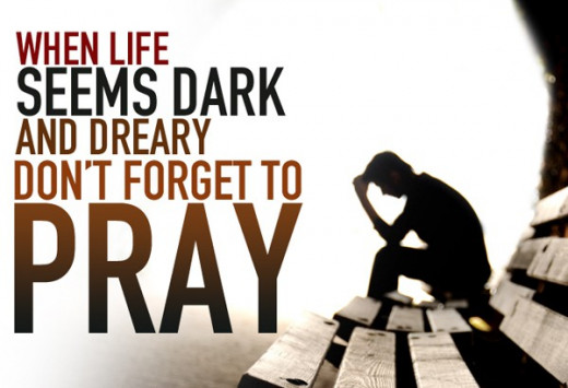 Do Not Forget To Pray Like The Psalmist.