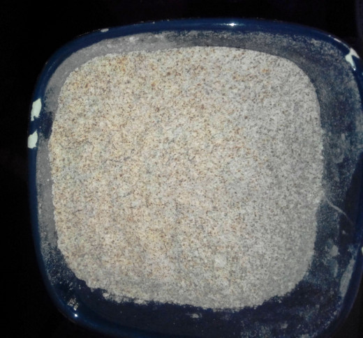 Ragi flour (source: lex123)