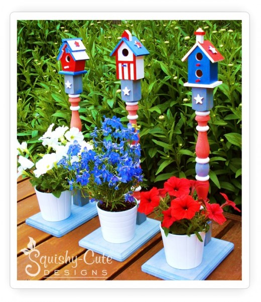 Decorate your home with a patriotic flair!