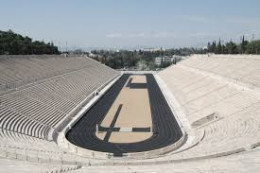 Olympic Stadium Athens - Built 1986