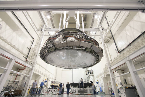 The Orion Spacecraft used by NASA makes the Mission to Mars possible in or before 2035. Some opinions place the date in 2025.
