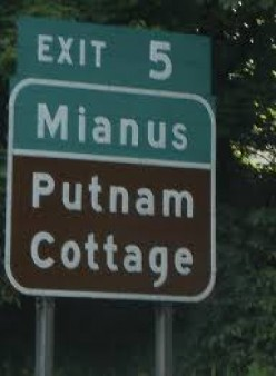 Is There a Town Named Mianus?