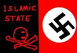 Islamic State as bad as the 2nd World War Nazis? They are a threat to all Christians living in Iraq.