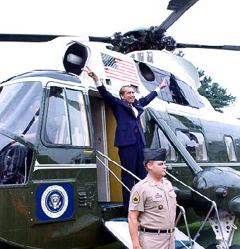 Richard Nixon, need I say more?
