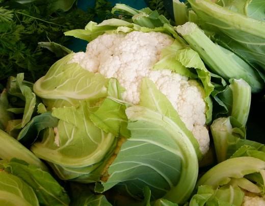 Cauliflower (gobi)