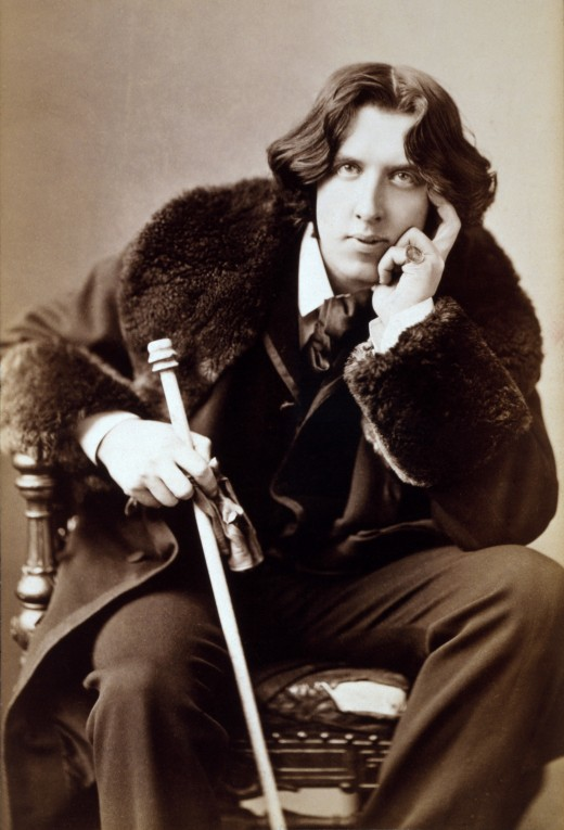 Oscar Wilde - great with clichés