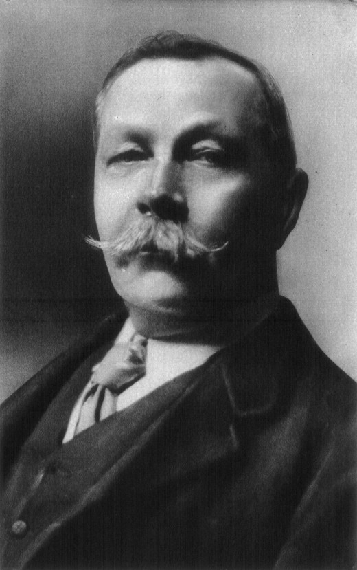 Arthur Conan Doyle had an ear for detective dialogue