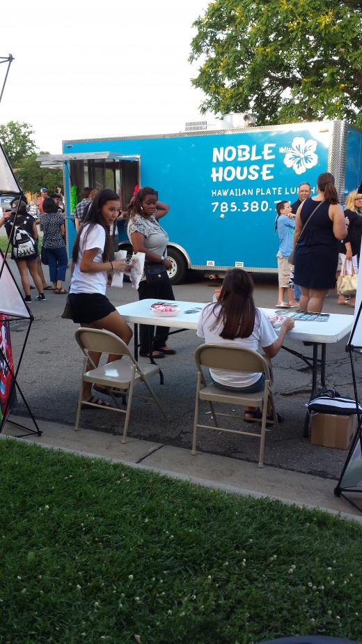 Nobel House Food Truck