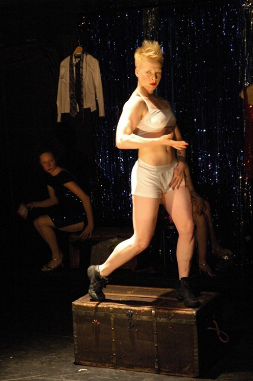 Greg Allen and The Neo-Futurists take theatre to another level with a higher standard of personal excellence. Good is not good enough.