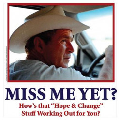 U.S. Politics: Past Presidents, Do You Miss Me Yet?