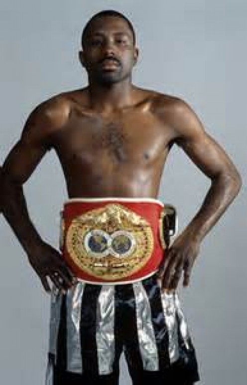 Mark Johnson is a former flyweight and former two time junior bantamweight world champion