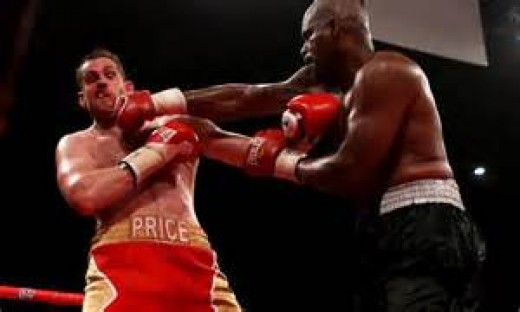 Tony Thompson fought David Price twice winning both bouts by way of knockout.