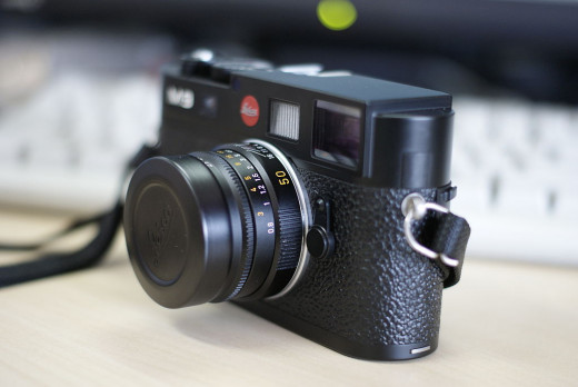 """Leica M9 Framework"" by Julien Min GONG - originally posted to Flickr as Leica M9: Framework. Licensed under CC BY 2.0 via Wikimedia Commons - https://commons.wikimedia.org/wiki/File:Leica_M9_Framework.jpg#/media/File:Leica_M9_Framework.jpg"