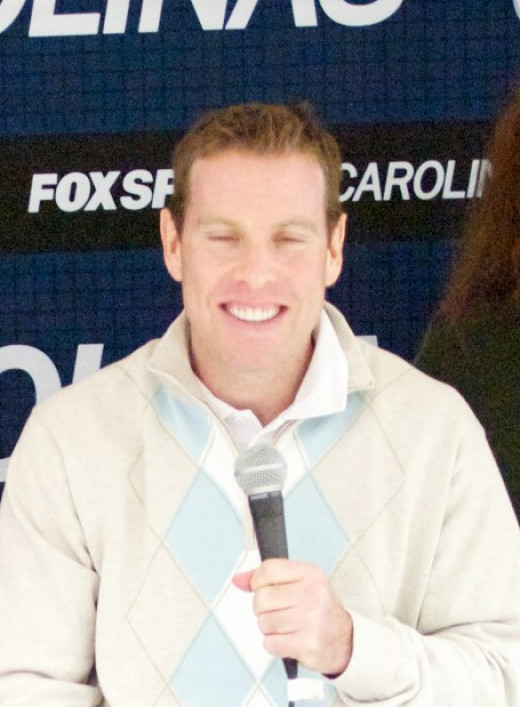 Tripp Tracy was drafted in the 9th round by Philadelphia in the 1993 Entry Draft.  He never played in the NHL, but he had 4 career games in the AHL and two seasons in the ECHL.