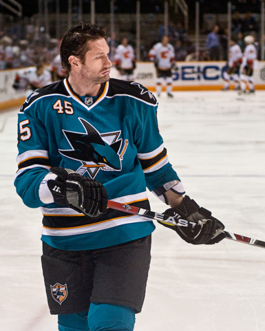 Jody Shelley, a Nova Scotia native, has a street named after him in his hometown of Yarmouth.