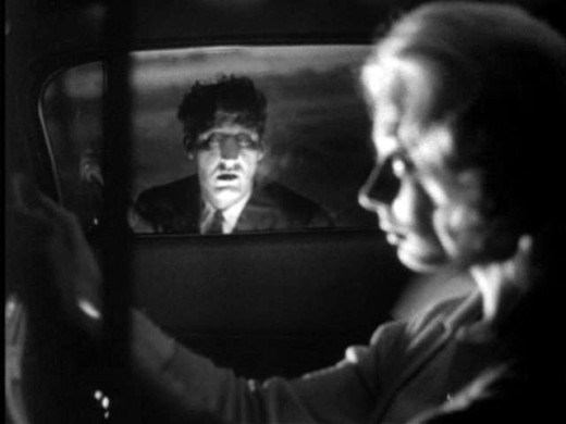 "Screenshot from ""Carnival of Souls"""