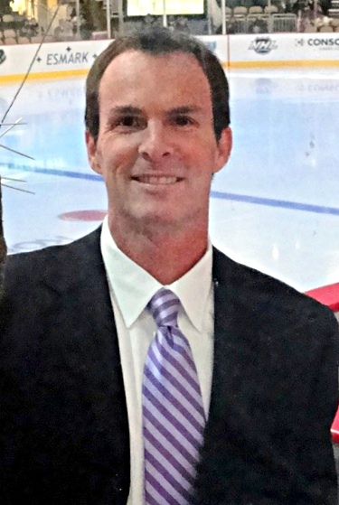 During his playing career, Bob Errey made it three Stanley Cup finals - 2 with Pittsburgh (they won both) and 1 with Detroit (lost to NJ).  He also helped Team Canada win the gold at the 1997 World Championships.