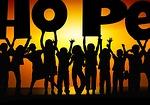 Hope leads to joy