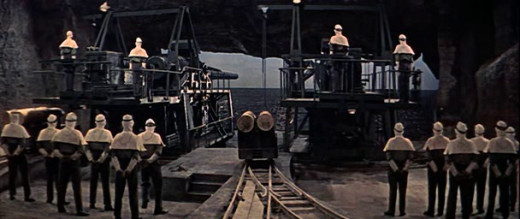 The Guns Of Navarone, From The Movie