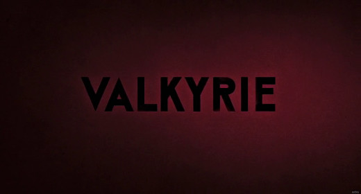 Poster Of 'Valkyrie'