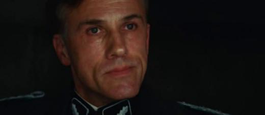 Christopher Waltz as SS Colonel Hans Landa
