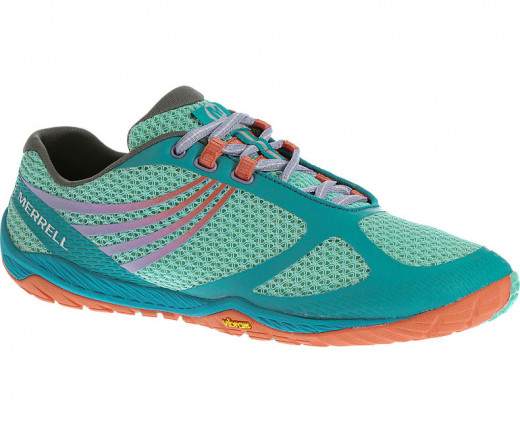 Merrell's Women's Pace Glove 3, part of its barefoot/minimalist lineup.