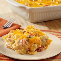 Recipe: Mexican Casserole