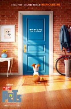 """The Secret Life Of Pets"" Official Teaser Trailer Released!"