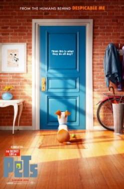 """The Secret Life Of Pets"" Official Teaser Trailer Released!"