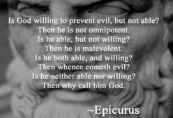 Atheism and the Problem of Evil