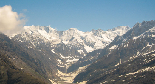 View at Rohtang Pass