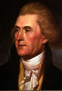 Thomas Jefferson was the principal author of the Declaration.