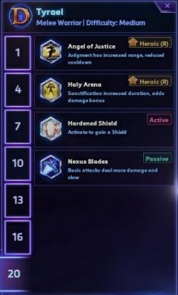 Tier 7 Talents