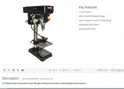 Power Tools for the Home - Drill Press - Searching for a Good Used One