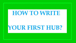 How to Write Your First Hub?