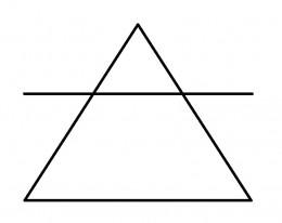 Pagan symbol - Air