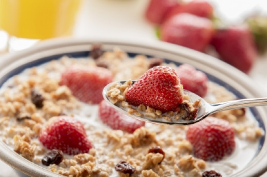 A healthy breakfast is important for energy, weight loss and general wellbeing