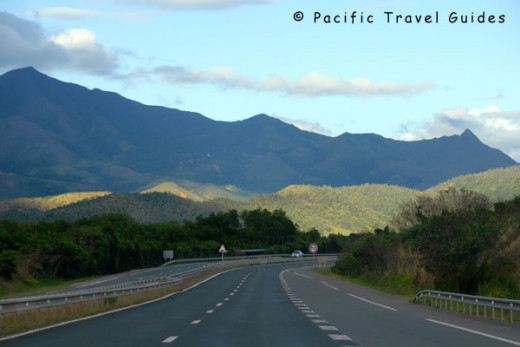 The New Caledonian Highway# 1