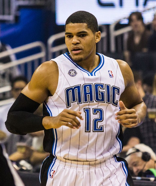 Tobias Harris has earned himself a raise, the only question is from whom?