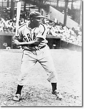 Josh Gibson, Negro League Catcher and Home Run HItter