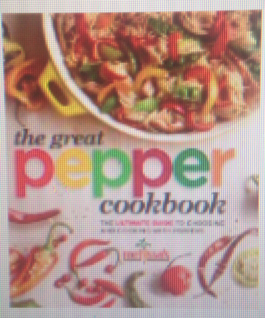 I don't cook with peppers very often but you can find some great recipes in this book!