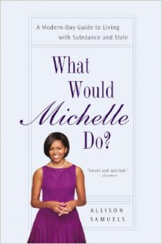 Allison Samuels -What Would Michelle Do?