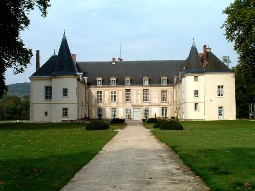 Château de Condé in Condé-en-Brie
