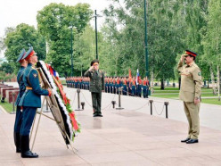 RUSSIA APPLAUDS PAKISTAN'S ANTI-TERRORISM EFFORTS