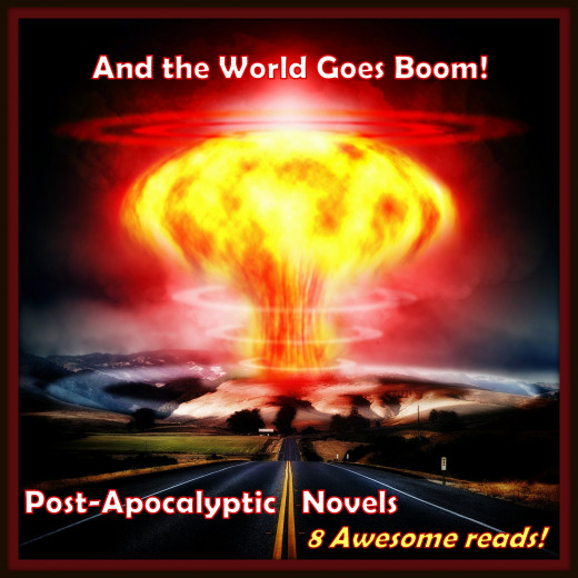 Post-Apocalyptic Fiction - Eight of the Best Post-Apocalyptic Books!