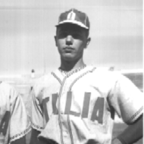 Glorioso in his early days
