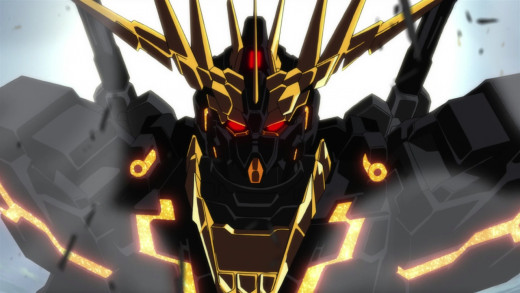 What is a mecha if not without a dark version of the main character's Mobile Suit?