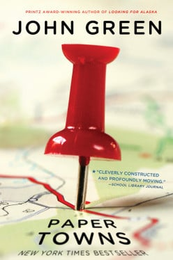 A Review of John Green's Formulaic and Uninspiring Novel, Paper Towns
