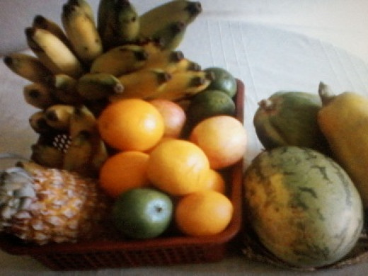health-wise fresh fruits are the best dessert one could have - keeps you in better health